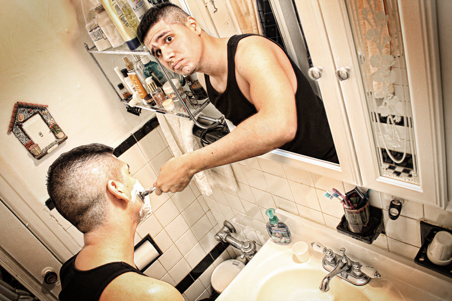 How_an_Artist_Shaves_by_gustoizm