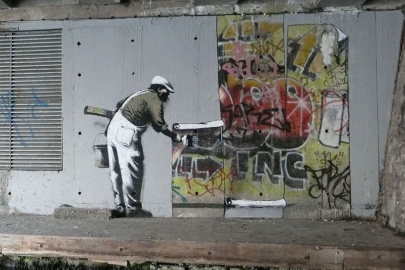 banksy-robbo-war-london-camden-history-2009