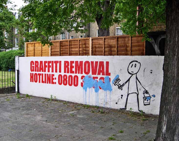 Graffiti háborúk – 1. rész