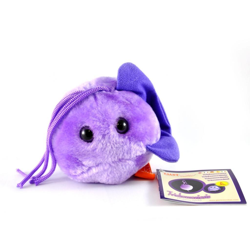 giantmicrobes-rzesistek-pochwowy-trichomonas-vaginalis-1381838766