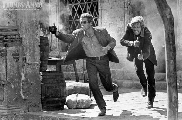 Butch Cassidy és a Sundance kölyök utolsó kedvelése