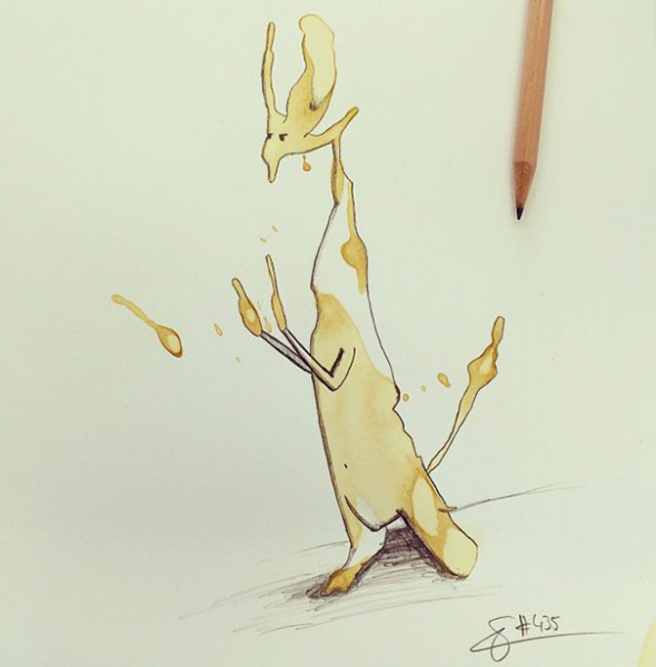 I-draw-coffee-monsters-from-random-coffee-stains.6__6051
