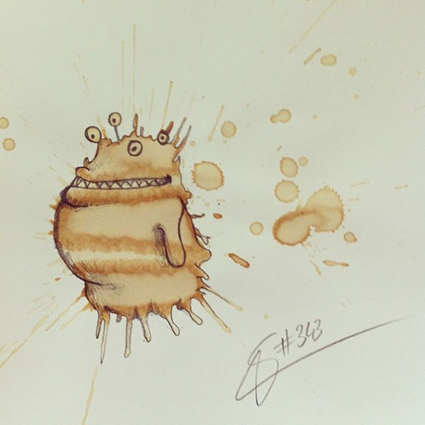 I-draw-coffee-monsters-from-random-coffee-stains.7__6051