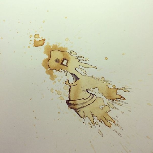 I-draw-coffee-monsters-from-random-coffee-stains.__6051