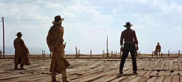 Volt Egyszer Egy Vadnyugat (1968) - Paramount