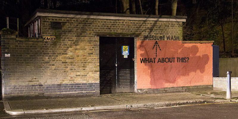 Graffiti háborúk 3. – Under pressure