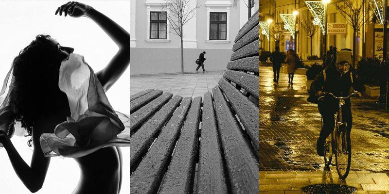 A Pécsi Fotókör 2017. utolsó három hónapjának képei